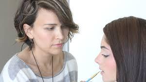 zoë franklin makeup artist melrose