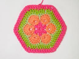 ravelry african flower hexagon pattern