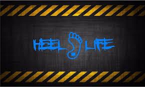 Heel Life 7 Vinyl Car Sticker Decal Unc North Carolina Tarheels Vinyl Car Stickers Car Stickers North Carolina Tar Heels