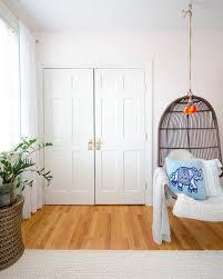 convert sliding doors to hinged doors