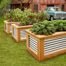 how to build raised garden beds