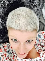 colouring hair after chemo hi all