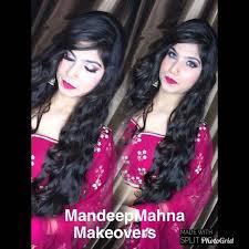 mandeep mahna makeovers photos ramesh