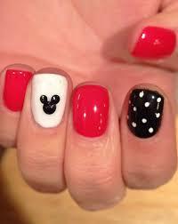 Disney   Disney nails, Girls nail designs, Little girl nails