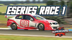 Gfinity Supercars eSeries (Race 1 ...