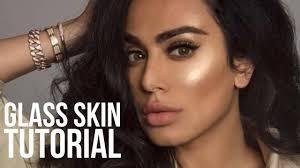 how to get gl skin makeup tutorial
