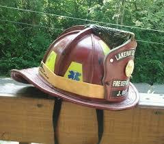 leather fire helmet phenix tl2