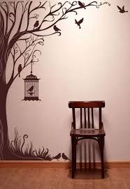 Trendy Wall Stickers Tree House Ideas In 2020 Stencils Wall Wall Paint Designs Tree Wall Stickers