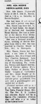 Ada Murray Obituary - Newspapers.com