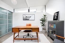 office desk rug floors concrete floors