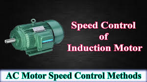 sd control of induction motor ac