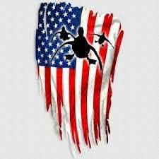 Duck Hunting Decal American Flag Window Truck Gun Safe Waterfowl Sticker Ebay