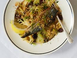 Thomasina Miers' mackerel and fennel ...