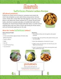 our quick easy potato latke recipe