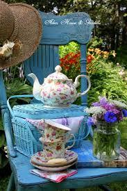 chintz garden tea aiken house