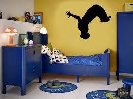 Amazon Com Parkour Wall Decal Street Sport Decals Parkour Sticker Vinyl Art Wall Decal 1330t Home Kitchen