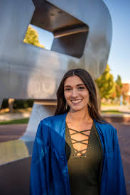 Graduate speaks from experience as a strong voice for young people in  foster care - Boise State News