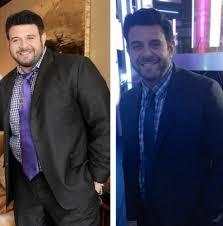 Adam Richman Weight Loss: 'Man vs. Food Star Drops 60 Pounds ...