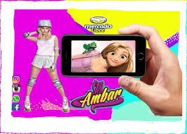 Rapunzel Invitacion Digital Cumpleanos Video Enredados 180 00 En Mercado Libre