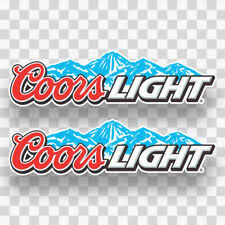 Coors Sticker Ebay
