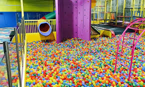 Indoor Playground Passes - Amazing Jump | Groupon