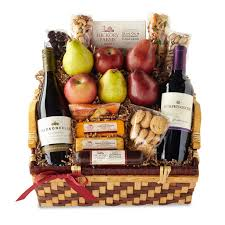 hickory farms gift baskets review