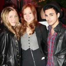 Lauren Conrad, Stacey Farber, Adamo Ruggiero (With images ...