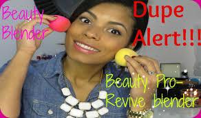 beauty blender vs revive blender