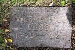 "Ragnhild ""Rosie"" Hoverud Olson (1869-1923) - Find A Grave Memorial"