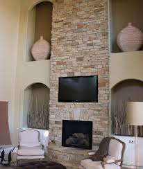 stone veneer fireplace ideas that will