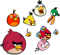 Angry Birds Comic - Angry Birds Names Clipart - Full Size Clipart  (#3282219) - PinClipart