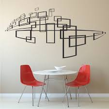 Geometric Wall Decal Interior Stickers From Trendy Wall Designs