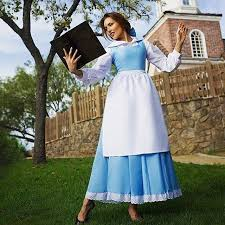 diy beauty and the beast belle costume