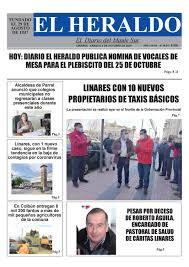 Domingo 03 de octubre 2020 by diario heraldo de linares - issuu