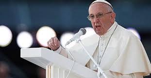 Resultado de imagen para papa Francisco sobre el demonio