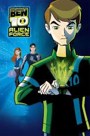 ben 10 alien force season 1 1