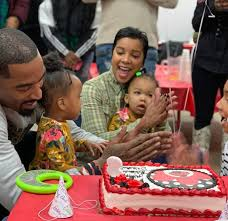 J.R. Smith Celebrates Daughter's Birthday With Wife Amid Cheating ...