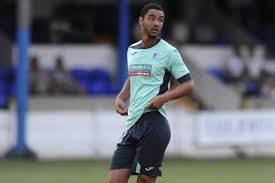 Manager Ian Evatt pleased to add Byron Harrison's qualities back to Barrow  AFC | The Mail