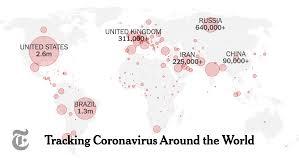 Coronavirus World Tracker: Germany ...