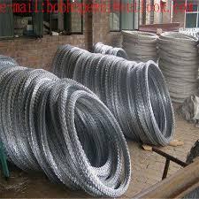 Razor Wire Manufacturer Razor Wire Fence For Sale Security Razor Wire Coiled Barbed Wire Razor Wire Mesh Fencing