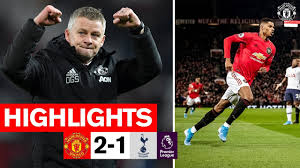 Highlights | Manchester United 2-1 Tottenham