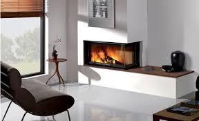 modern corner fireplace design ideas