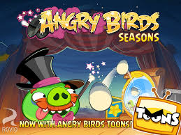 MY ANDROID: Angry Birds Seasons apk
