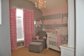 Peyton S Pink And Gray Nursery Project Nursery