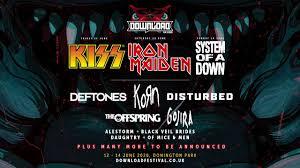 Download Festival 2020 line up ...