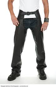 men s leather full chaps lissa hill