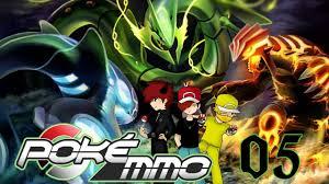 POKEMMO | HOENN #05 Đại Chiến Pokemon Huyền Thoại Groudon - Kyogre ...