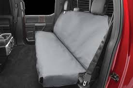 weathertech seat covers canvas