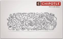 chipotle gift card 5 50 off