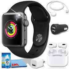 Apple Watch Series 3 (42mm, Silver ...